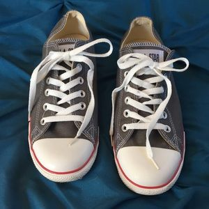 Practically-new Converse All Stars
